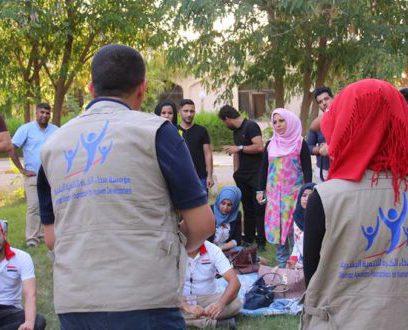 نشاط ورشة اسعاف اولي للمجتمع المحلي